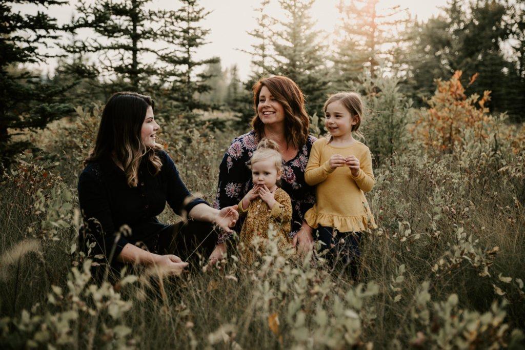 Calgary family photos