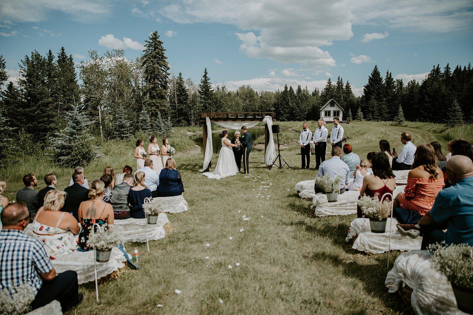 Hidden Springs Ranch Resort Wedding
