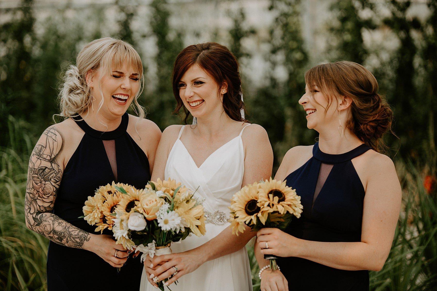 The Enjoy Centre Events at Holes St Alberta Wedding
