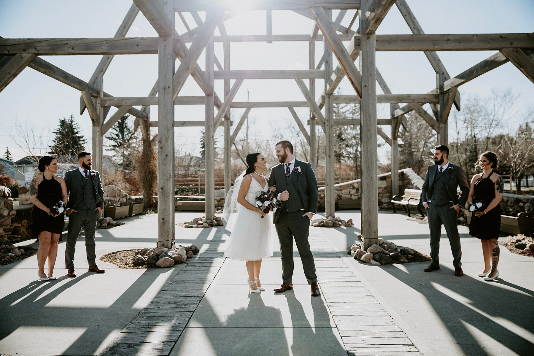 Leduc Stone Barn Wedding