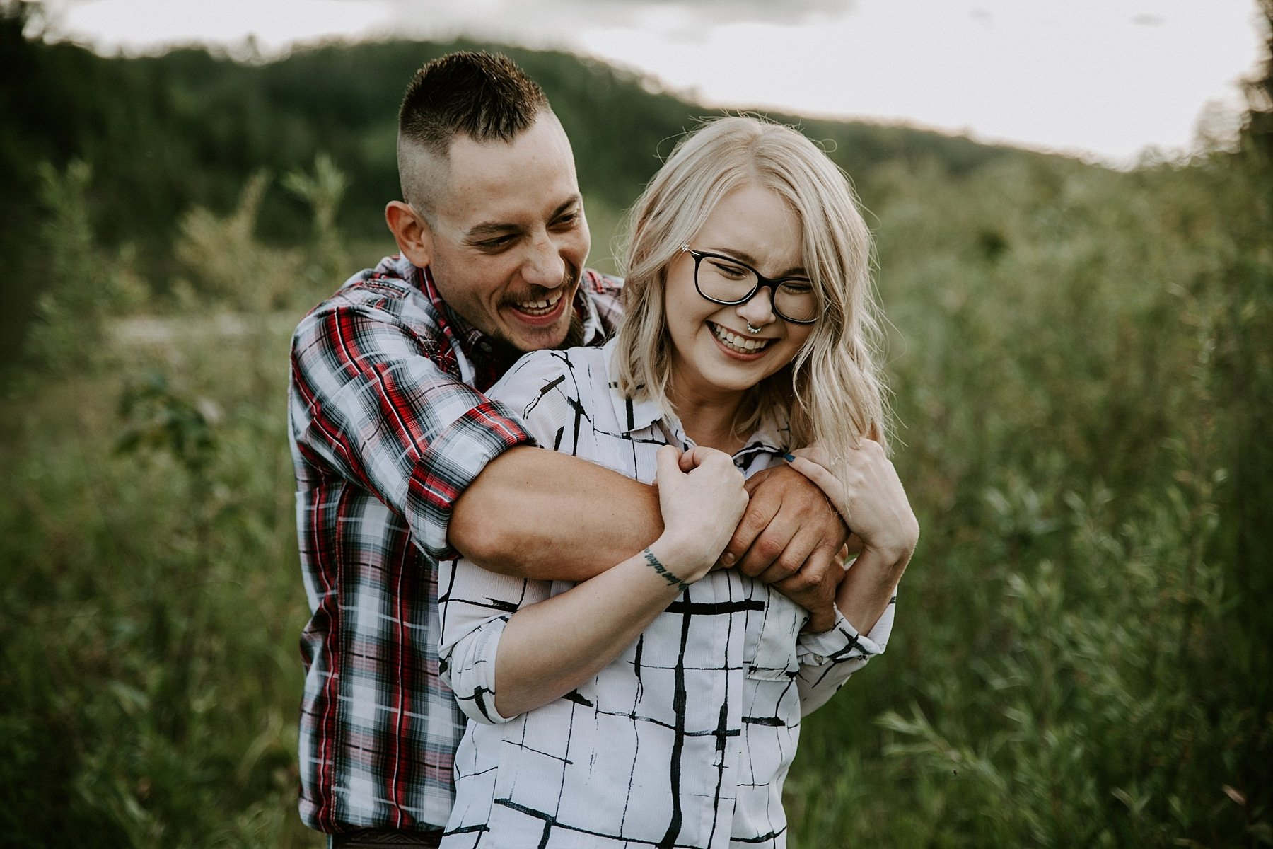 Edmonton engagement photos
