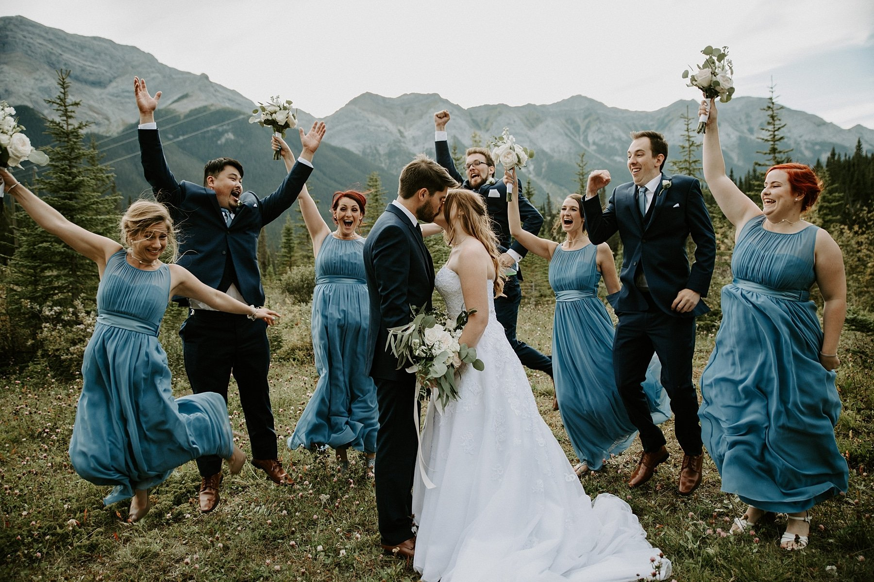 Canmore Nordic Centre Wedding