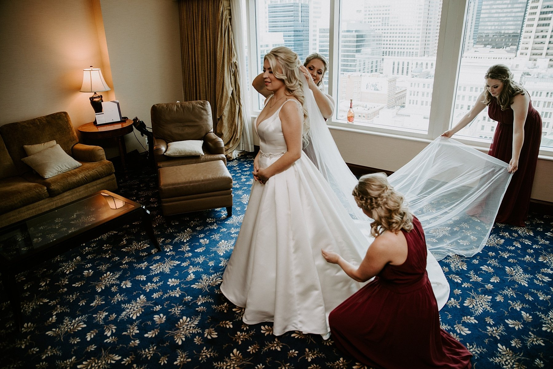 Hyatt Calgary Wedding