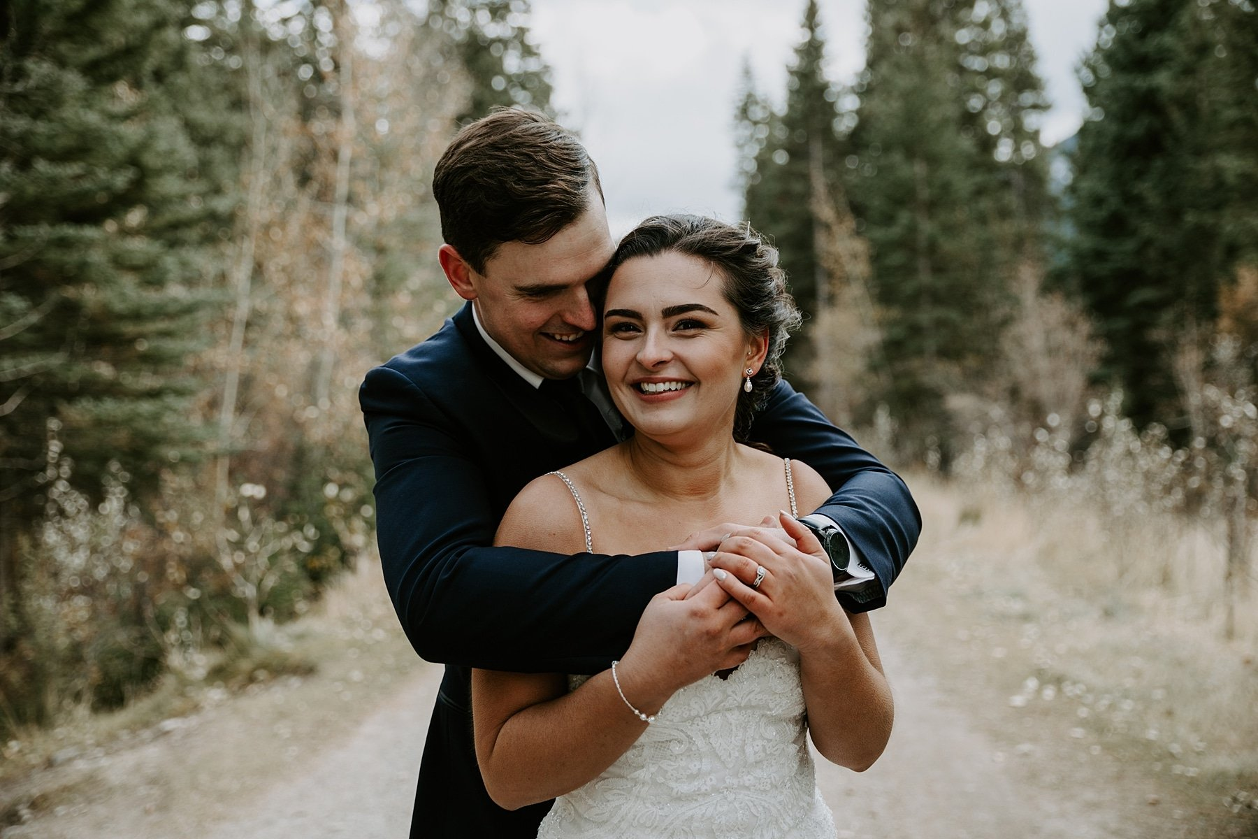 Canmore wedding photos