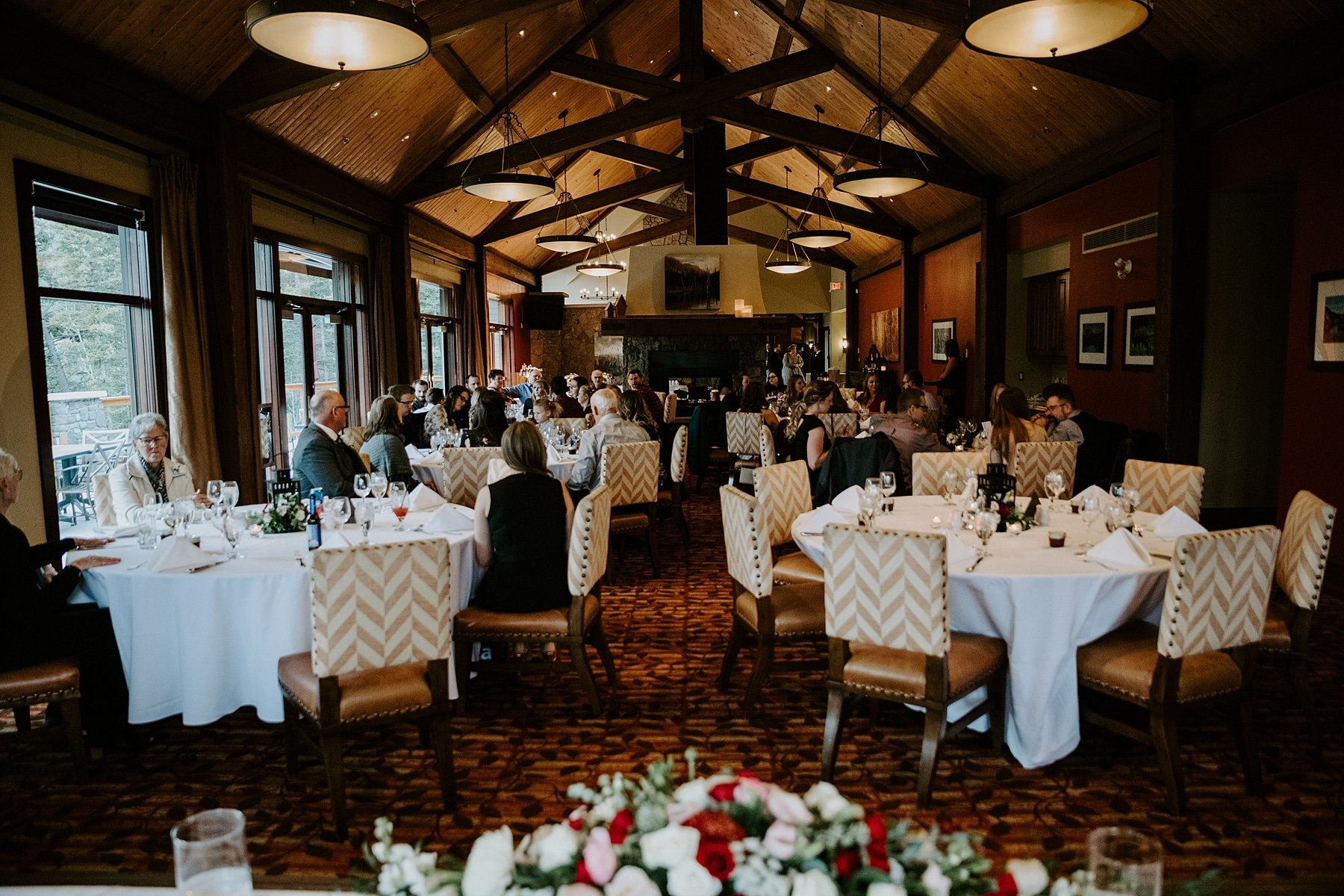 Stewart Creek Canmore Wedding