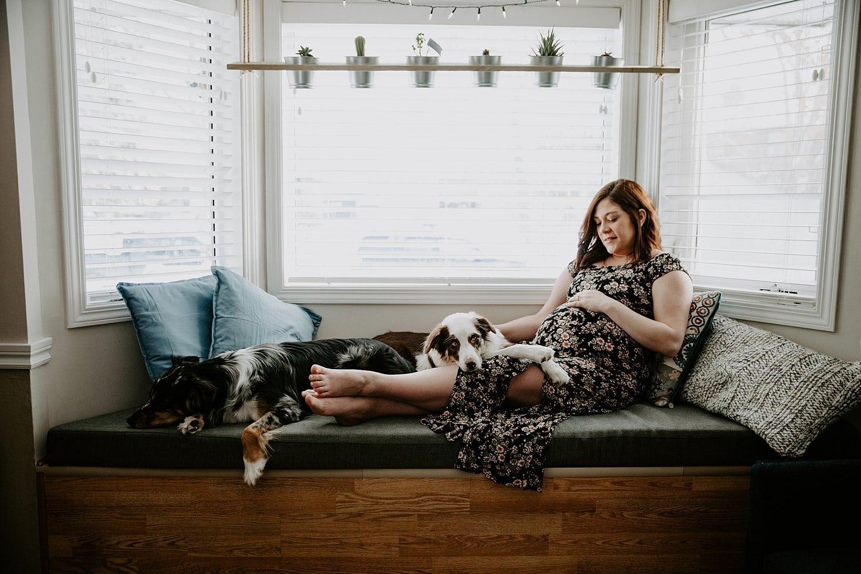 Edmonton Maternity Photos