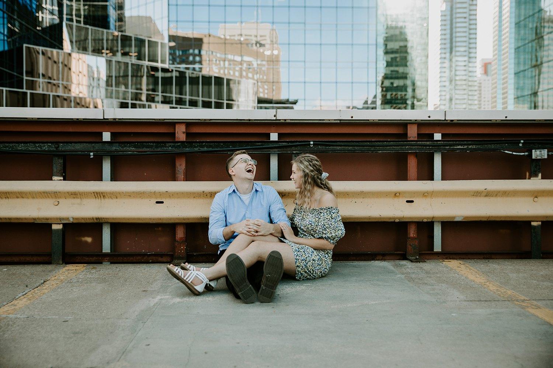 Downtown Edmonton Photo Session